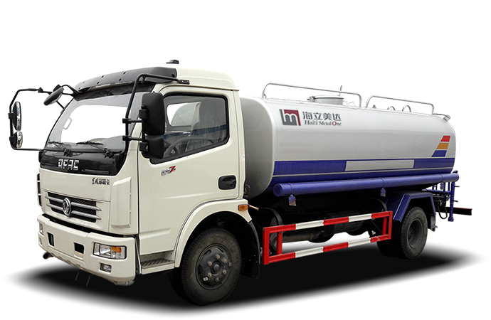 Dongfeng 8T water truck